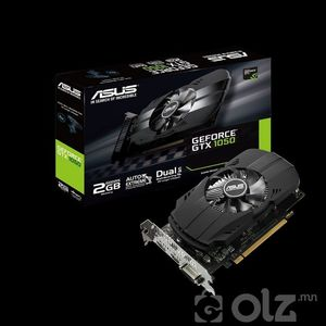 Displey Card ASUS GeForce® PH-GTX 1050-2G