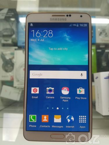 Samsung note3 euro gold