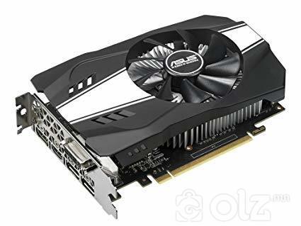 ASUS GeForce®PH-GTX 1060-3G