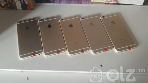 Цоо шинэ iphone 6 plus gold