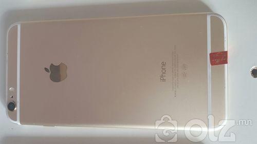 Цоо шинэ iphone 6 plus gold