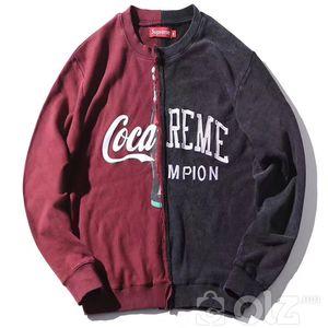 SUPREME x Coca Cola