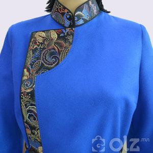 Монгол кашмерн пальто