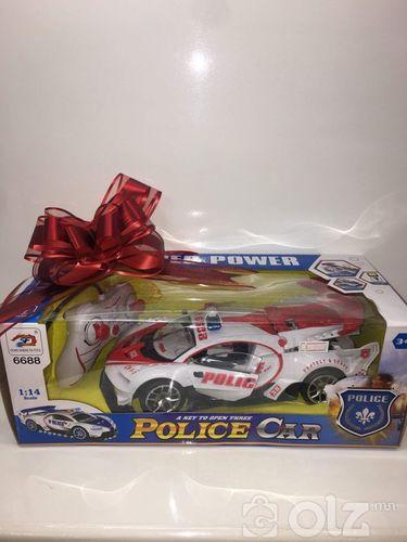 Цагдаагын машин
