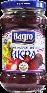 [15262] Bagro Хүрэн манжин нөөш 720гр