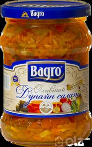 [15102] Bagro Оливтой салат 550гр