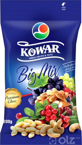 [17208] Kowar Big Mix 200g