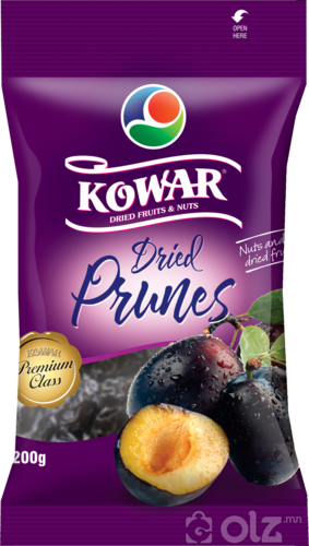 [17100] Kowar Чавга Dried Prunes 90гр