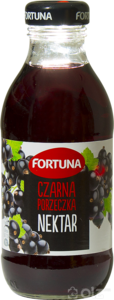 14704] Fortuna 0.3l blackcurrant 100%