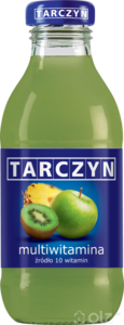 [14505] Tarczyn 0.3l Green Multivitamin juice