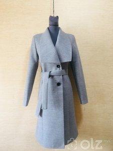 тайлтай дундаж урттай ноосон пальто (s.m.l.xl)