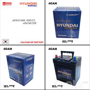 HYUNDAI ENERCELL / 40 AH /