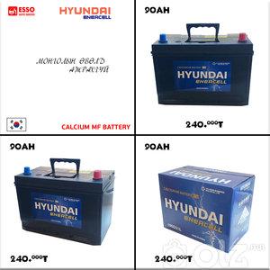 HYUNDAI ENERCELL / 90 AH /