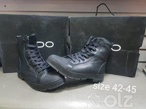 Aldo загварын арьсан гутал