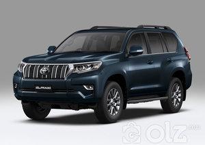 Prado TXL Diesel AT