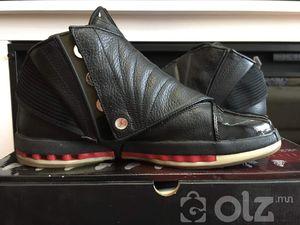 Air Jordan XVI Bred Countdown Pack