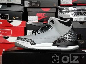 Air jordan III Retro wolf grey