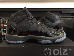 AIR JORDAN XI RETRO 2013 GAMMA BLUE
