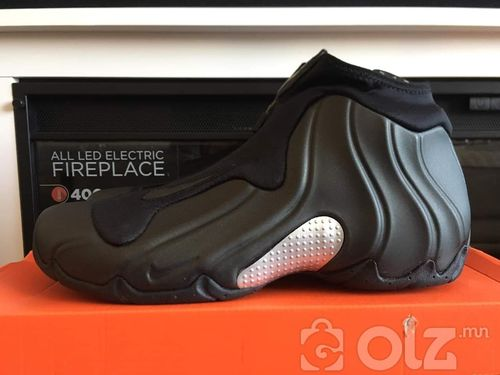 Nike Air flightposite One black 2008