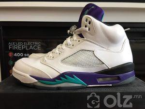 Air Jordan V Retro Grape