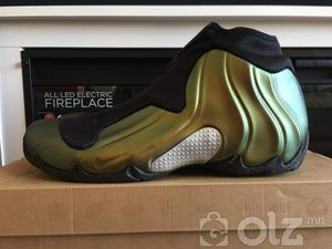 Nike Air Flightposite One green 2008