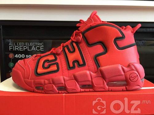 Nike Air More Uptempo Chicago Qs