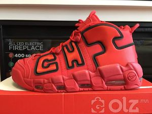 Nike Air More Uptempo Chicago Qs