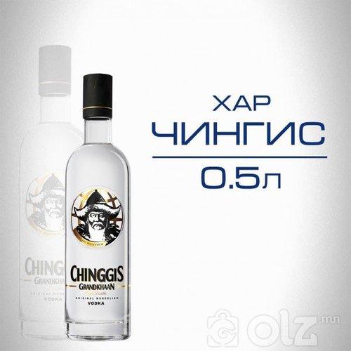 Хар Чингис 0,5л