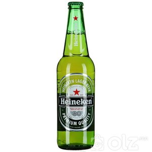 Heineken 0.5l шилтэй