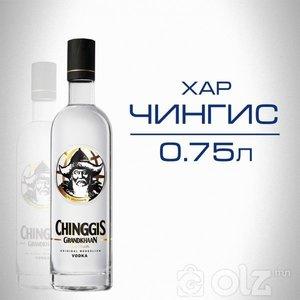 Хар Чингис 0,75л
