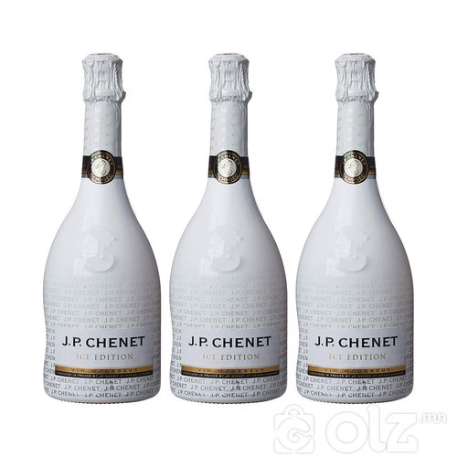J.P CHENET SPARKLING / FRANCE- Ice Edition White, Ice Edition Rose