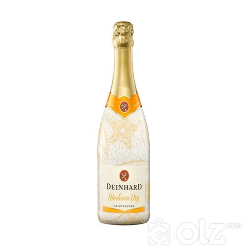 SEKT/ GERMANY- DEINHARD -Medium Dry, Medium Dry rose
