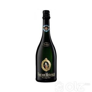 FUERST VON METTERNICH SEKT / GERMANY - Chardonnay, Trocken, Rose