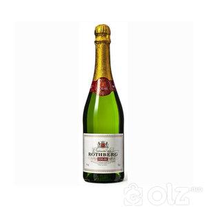 SPARKLING WINE / FRANCE -BARON DE ROTHBERG- Brut, Demi-Sec