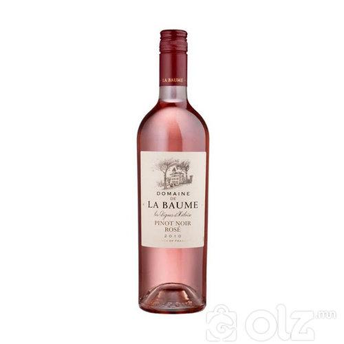 LANGUEDOC ROUSSILLON/ FRANCE DOMAINE LA BAUME - Chardonnay - Sauvignon Blanc - Pinot Noir Rose - Syrah - Merlot