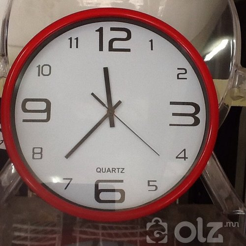 Ханын цаг