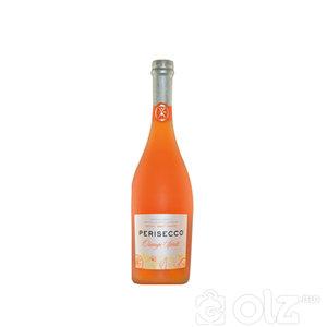 SPARKLING - APPERITIVO PERISECCO 5.5% / ITALY - Orange - Cherry Rum