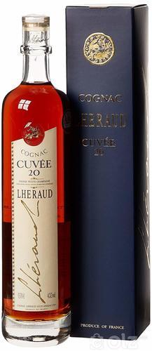 LHERAUD FINE PETITE CHAMPAGNE COGNAC / FRANCE - Cuvee 20