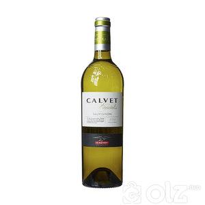 CALVET / FRANCE - CALVET VARIETALS - Sauvignon Blanc - Cabernet Sauvignon - Merlot