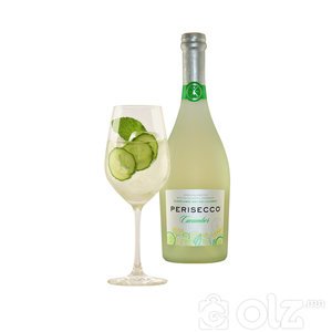APPERITIVO PERISECCO 5.5% / ITALY Appl,- Pear Hibiskus - Cucumber