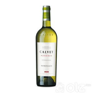 CALVET / FRANCE - RESERVE BORDEAUX - Sauvignon Blanc - Merlot Cabernet
