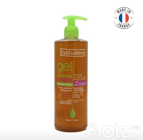 Глицеринтэй биеийн шингэн саван