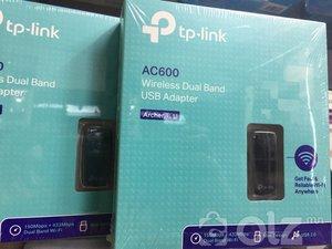 TPlink AC600 wireless Dual Band usb adoptar