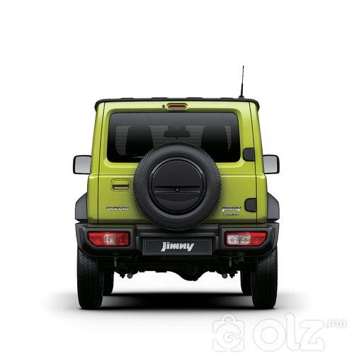 Сузуки Жимни-Suzuki Jimny