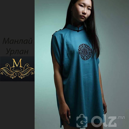 019 Гоёлын урт монгол цамц