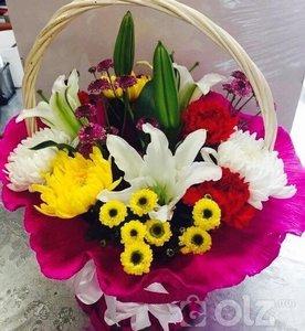 Сагстай цэцэг