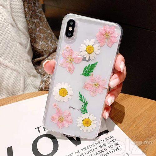 Жинхэн цэцэгтэй утасны гэр