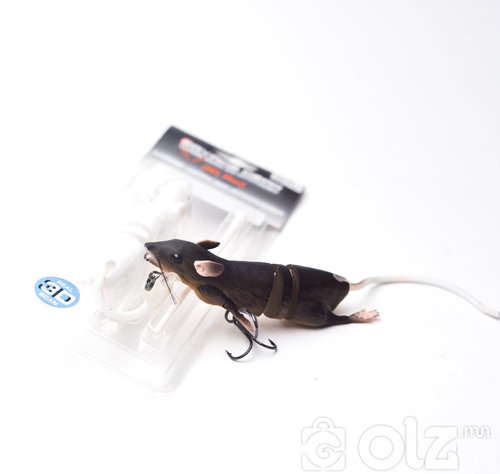 3D хулгана
