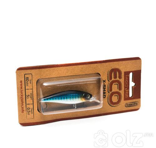 Загасны өгөөш