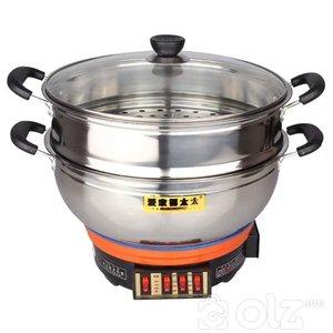 халуун тогоо